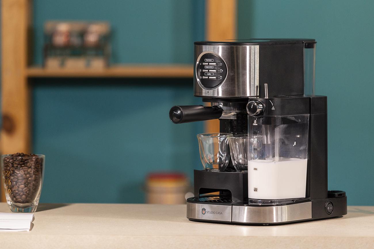 Espressor cafea Studio Casa SC509 BARISTA LATTE 2